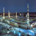 An architectural marvel in Madina- Al Majid Al Nawabi Exterior