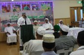 Muslims pay tribute to Prophet Mohammed