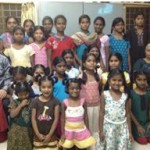 Children of 'Project Jyothi' in Bangalore