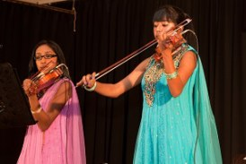 Young musicians assemble for Temple fund