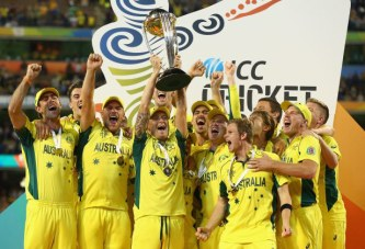 Aussies pick World Cup with firepower