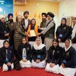 National MP Judith Collins honours Jasvir Kaur at a special function