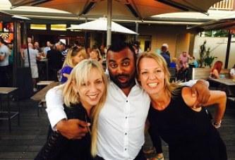 Fugitive Show organiser makes merry in Australia