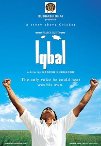 Iqbal comes to Captial- Poster