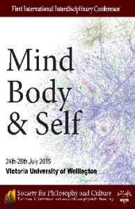 Philosophy Conference call- Mind Body and Self