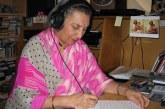 Broadcasting veteran switches off the radio