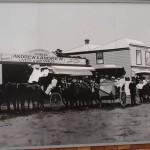 Suburb symbolises- Otahuhu in early 1900s