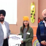 For Web Edition-Sikhs extend financial help-Beant Singh Jador and Raj Bedi with Claire Yu