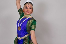 Bharata Natyam debut with a special note