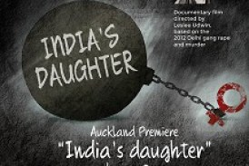 'India's daughter' comes to town
