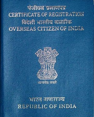 High Commission lifts- OCI Card