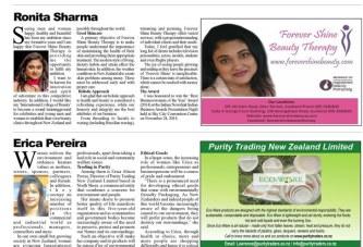 Women in Governance – Joanne Godhinho, Ronita Sharma, Erica Pereira and Diana Kotwal