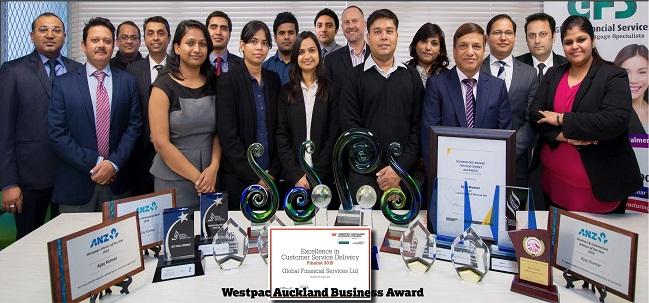 For Web-Awards embellish- The Awards winning GFS team