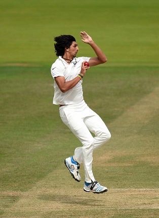 For Web-Indians prepare-Ishant Sharma Agression of the agressor