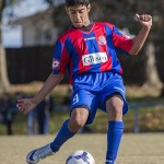 Rising soccer star- Arzan strikes with amazing speed