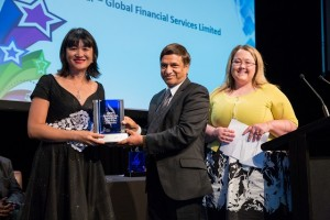 Best Financial Advisor- Ajay Kumar with Mai Chen and Natalie Cameron Web