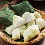 Geet's Kitchen-Ketupat or Rice Cake Web