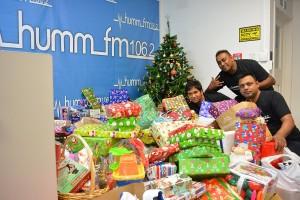 Little ones make-Humm FM Radiothon hosts Web