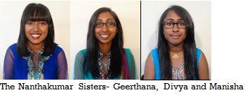nanthakumar sisters
