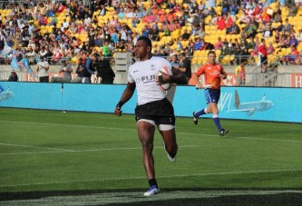 Fiji fails to impress in Wellington Sevens