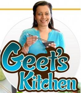 Geet's Kitchen Web