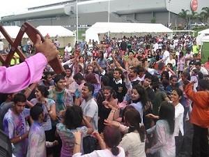Festival of colours brings-Mela in Waitakere Web