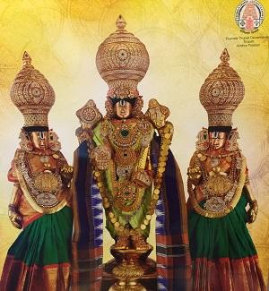 Hamilton Hindus celebate- The Lord in Tirumalai Web