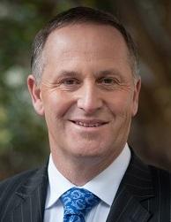 Budget takes National-John Key Web