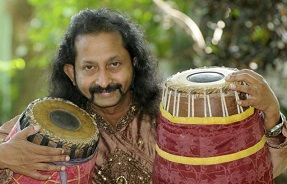 Downpour of Carnatic Music- J Vaidyanathan Web