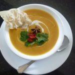 Geeta's Kitchen-Pumpkin & Kumara Soup