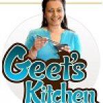 Geet's Kitchen- Masthead