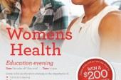 Women's Health Evening