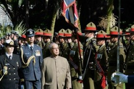 Presidential visit spells goodwill