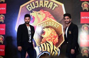 Two new teams-Raina Gujarat Lions Web