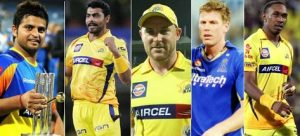 Two new teams add- IPL 2016 Team Players  Web
