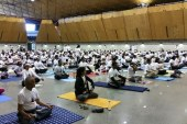 Annual Yogathon in Auckland in September