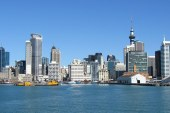 Auckland moves up in world ranking