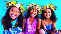 Colourful world of children- Children take pride in their culture Web
