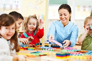 Colourful world of children- Teachers with passion make the difference Web