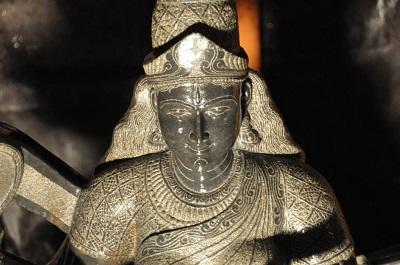Goddess Saraswathi Close-Up 2