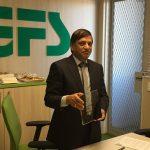 Professional Advisors honour- Ajay Kumar with the Award Web
