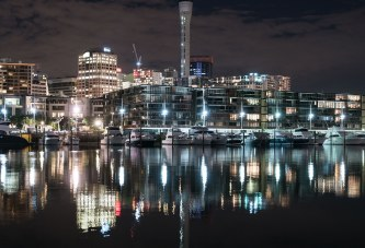 Special Sky Tower delight for Diwali