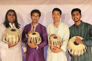 Music and Dance step up- Tabla Group Web