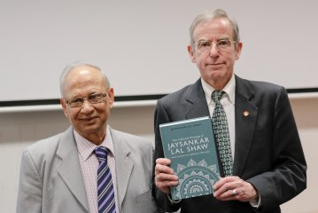 Festschrifts celebrate works of Indian Philosopher