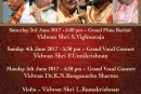 Heavy Monsoon of Carnatic Music in Auckland