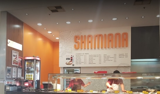 Shamiana owner fined- Restaurant Picture Web