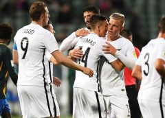 All Whites likely for Football Tournament in India