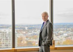 Auckland Mayor Phil Goff back to work after angioplasty