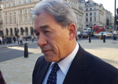 Winston Peters upbeat about FTA with Commonwealth countries