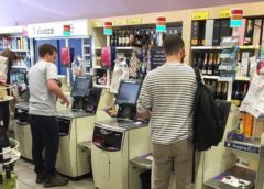 Dishonesty swipes across self-check counters